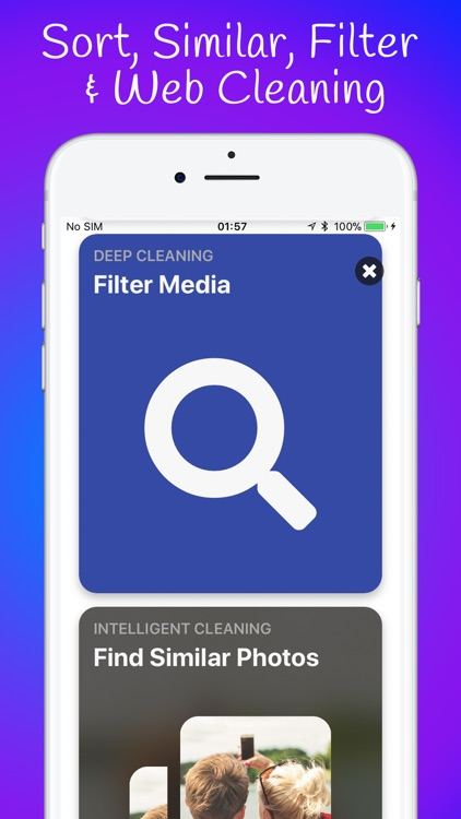 Phone Cleaner for iPhone, iPad screenshot-5