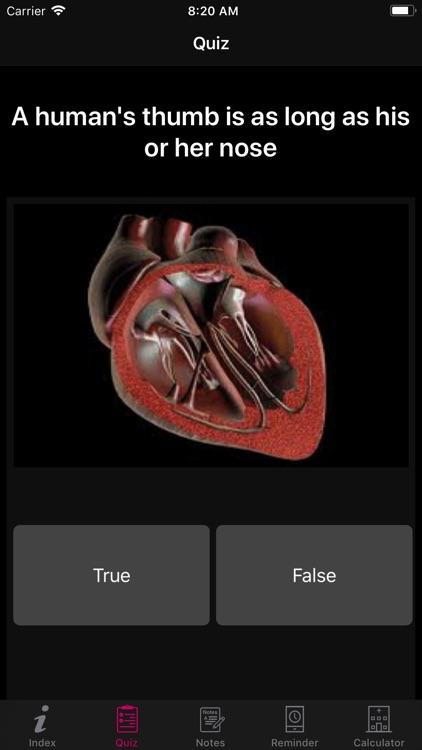 Human Heart Anatomy screenshot-4