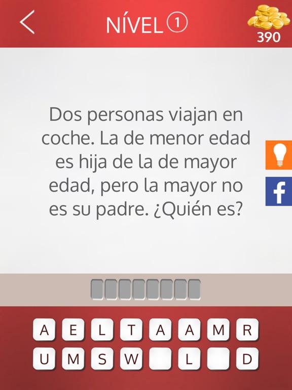 iPad Image of Acertijos y Adivinanzas