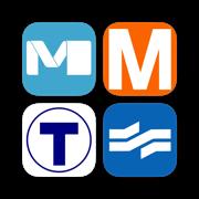 Amsterdam, Brussels, Helsinki, Oslo, Stockholm Metro