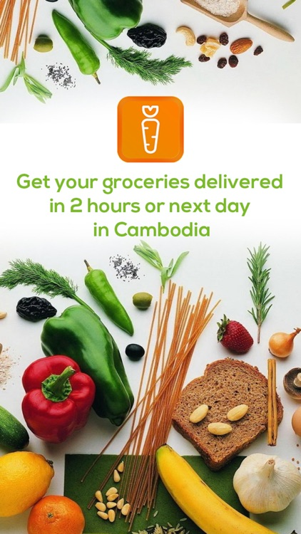 Grocery Delivery Asia
