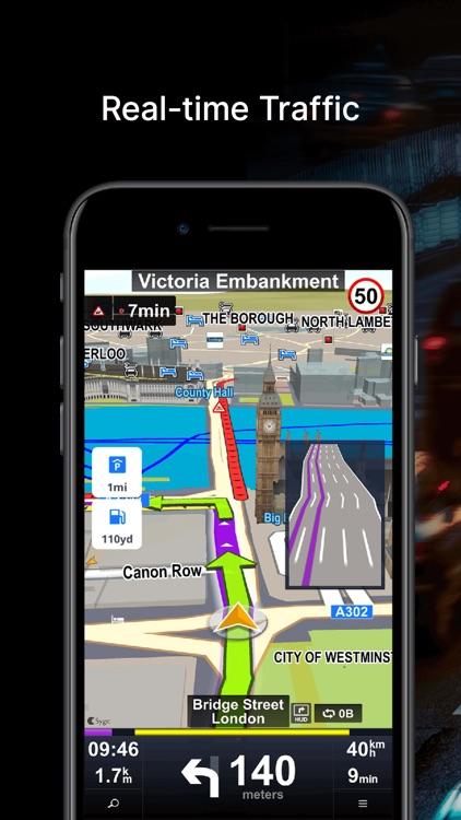 Car Navigation: GPS & Maps screenshot-3