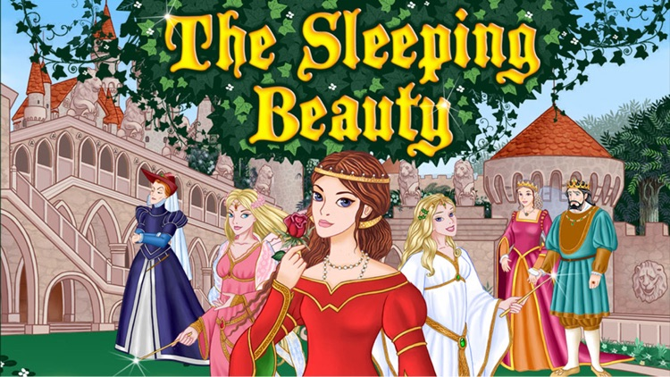 Sleeping Beauty Game Book