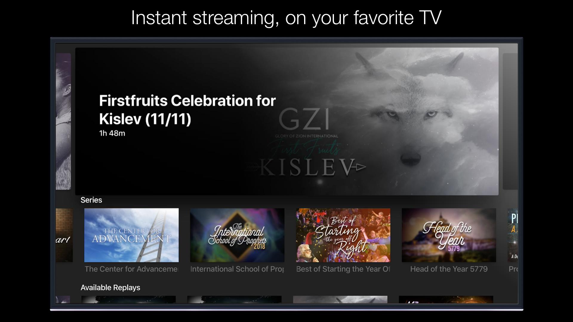 GZI TV screenshot 14