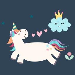 Believe in Unicorns - Sticker Pack