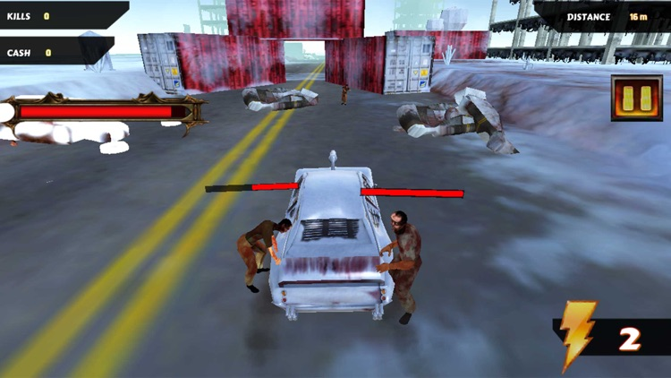Hungry Zombies: Highway To Survive screenshot-4