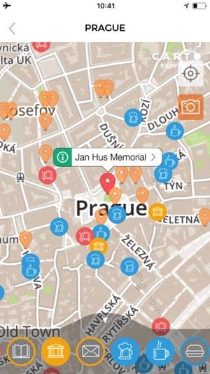 Prague Travel Guide fline on the App Store