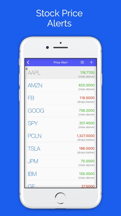 5Min Chart for Stocks Market screenshot-4