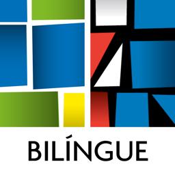 Ícone do app Dicionário Português e Inglês
