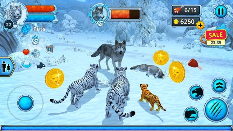 White Tiger Family Sim Online screenshot-4
