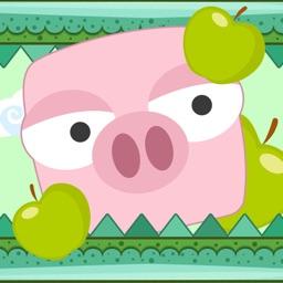 吃苹果的猪-经典策略游戏