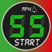 42.Speedometer 55 Start. GPS Box.