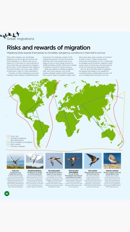 World of Animals Magazine: Wildlife and nature screenshot-3
