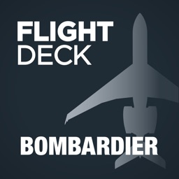 Bombardier Flight Deck