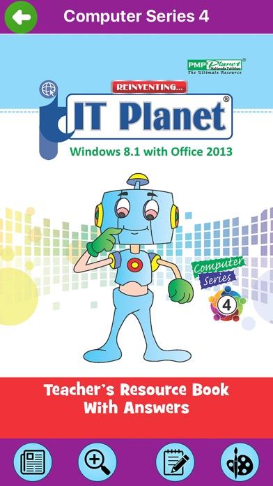 IT Planet Win. 8 Booklet Screenshot