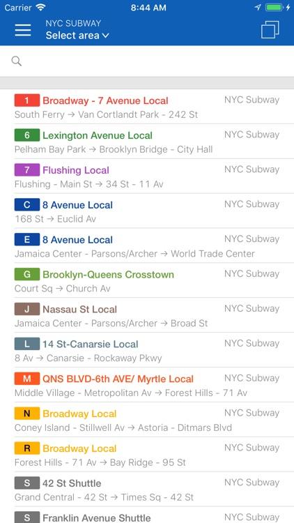 Transit – Trip Planner screenshot-4