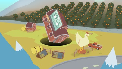 Donut County Screenshots