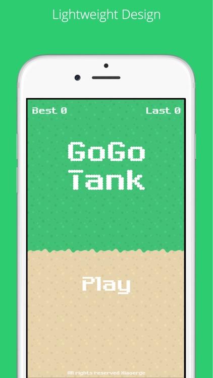 GoGo Tank screenshot-0