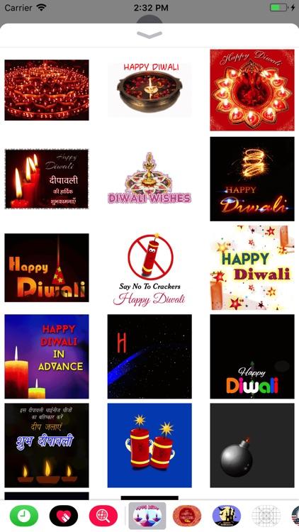 New Year & Diwali GIF Stickers screenshot-4