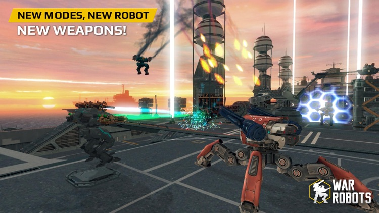 War Robots screenshot-0