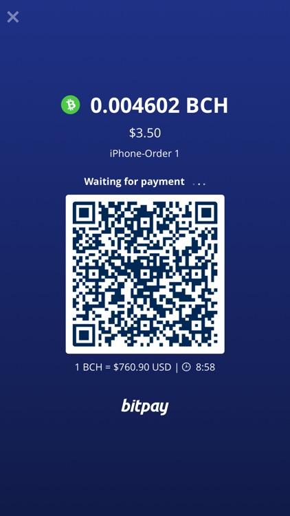 BitPay Checkout screenshot-4