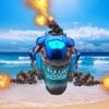 Underwater Dragon Robot Sim