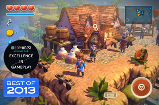 Screenshot Oceanhorn ™