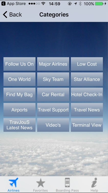 Airline Flight Check-In Middle-East & Africa