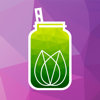 Green Smoothies by Young & Raw - Nibble Apps Ltd