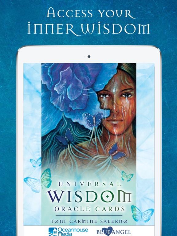 Universal Wisdom Oracle Cards screenshot 6