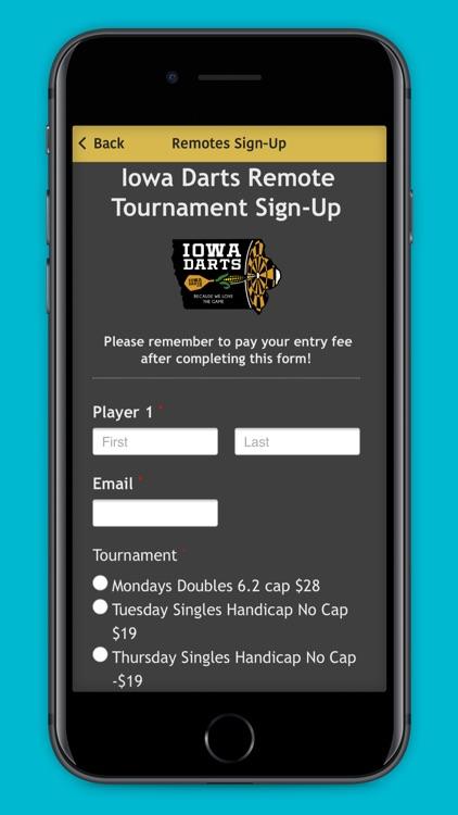 Iowa Darts screenshot-3