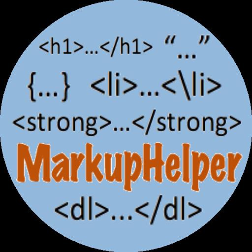 MarkupHelper