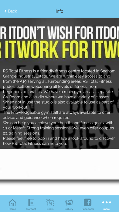 RS Total Fitness 3