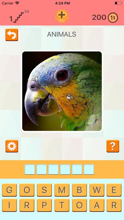 Pic Quiz: New Fun Word Games