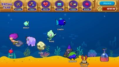 Screenshot for Pocket Aquarium! in Peru App Store