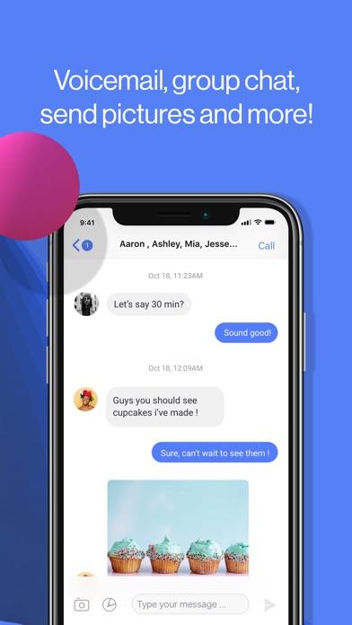 Télécharger TextNow pour iPhone / iPad sur l'App Store