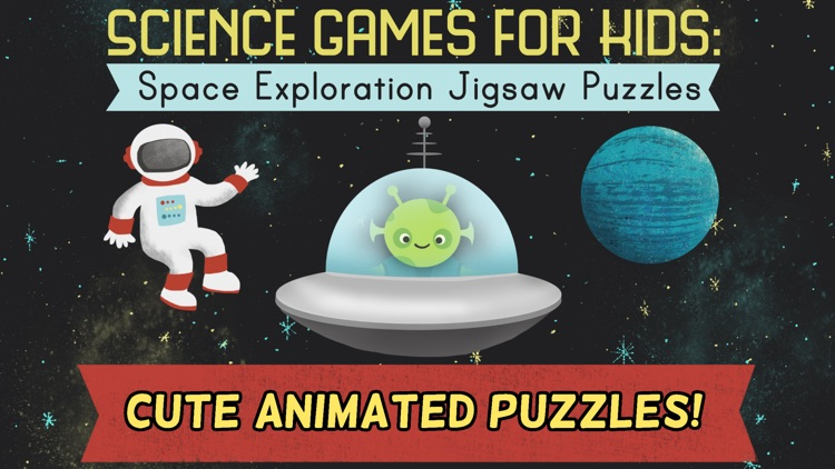 Science Games for Kids- Puzzle