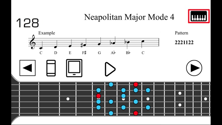Guitar Scales PRO screenshot-3