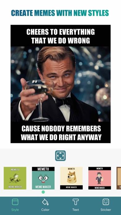 Memeto - Meme Maker & Creator for Pc - Download free Photo ...