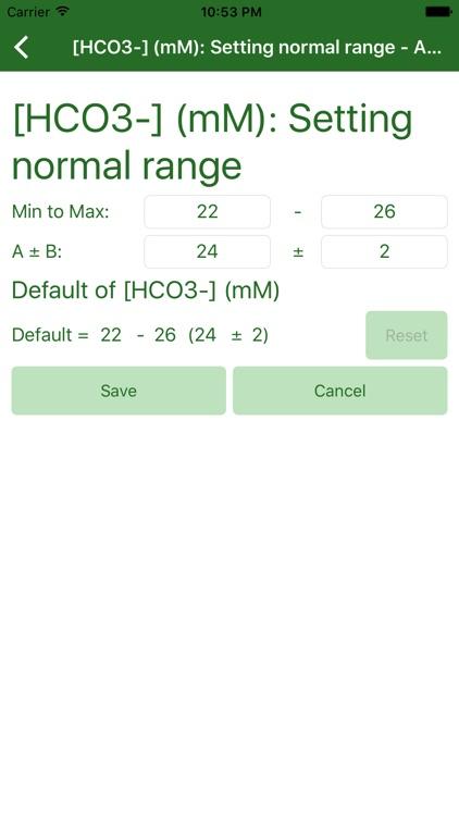 Arterial Blood Gas (Pro) screenshot-4