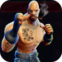 Boxing Fighting PFS