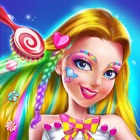 Maquillador de cabello Candy icon