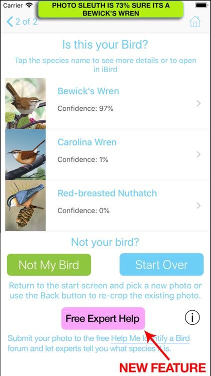 iBird Photo Sleuth screenshot-5