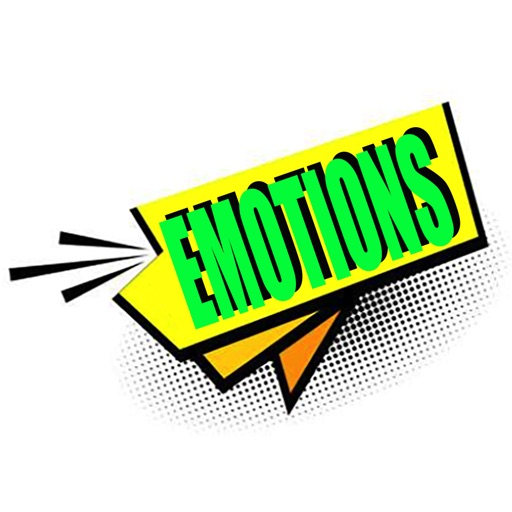 Emotions and Feelings Stickers