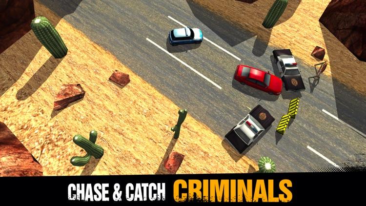 Police Chase: Drag Racing screenshot-3