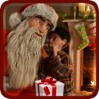 Navidad Santa regalo Runner 3D icon