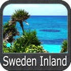 Marine : Sweden Inland Seas - GPS Map Navigator icon