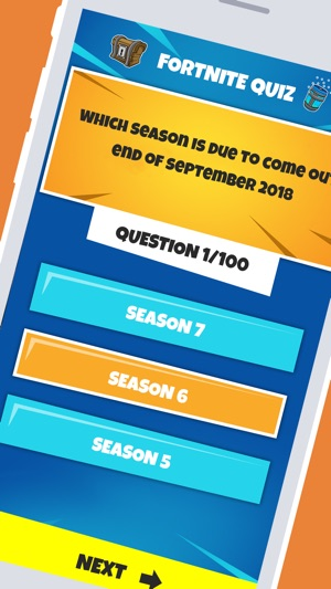 Quiz For Fortnite Pros On The App Store