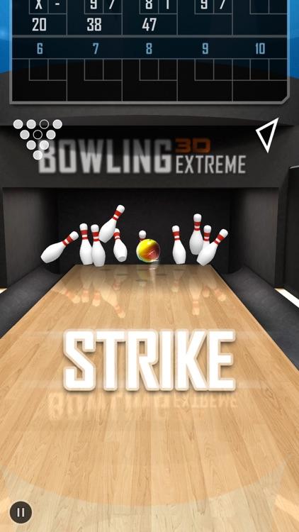 Bowling 3D Extreme Plus screenshot-0