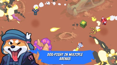 Thunderdogs screenshot 2